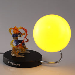 Dragon Ball Z Vegeta Final Flash Lamp - Super Anime Store FREE SHIPPING FAST SHIPPING USA