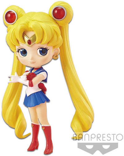 Pretty Guardian Sailor Moon Q Posket Figure Super Anime Store
