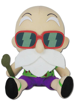 GE Dragon Ball Z Master Roshi Plush Doll 8 Inches Super Anime Store