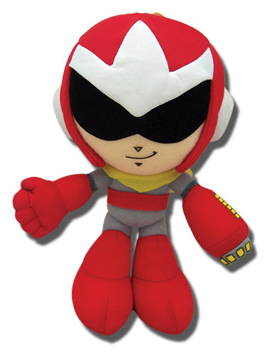 Megaman 10 Proto Man Plush Doll - Super Anime Store FREE SHIPPING FAST SHIPPING USA