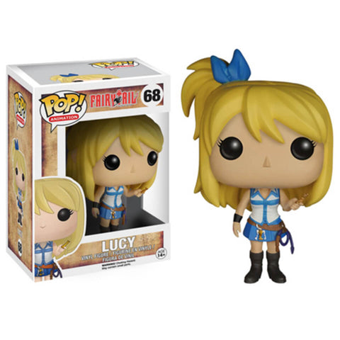 Funko POP 68 Anime: Fairy Tail Lucy Figure Super Anime Store