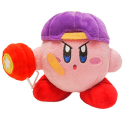 "Little Buddy USA 1458 Adventure Kirby of the Stars - Kirby Yo-Yo Plush, 5"" - Super Anime Store FREE SHIPPING FAST SHIPPING USA"
