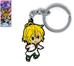 Seven Deadly sins Keychain Super Anime Store
