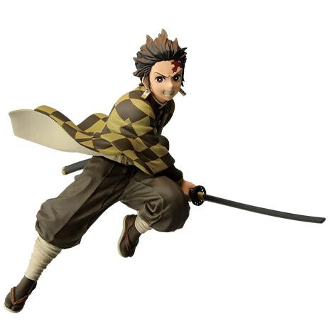 Demon Slayer (Kimetsu no Yaiba) Vibration Stars A: Tanjiro Kamado Figure Super Anime Store