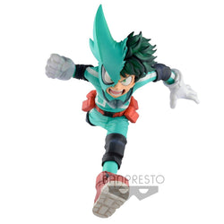 My Hero Academia Colosseum Vol.1 Izuku Midoriya Figure - Super Anime Store FREE SHIPPING FAST SHIPPING USA