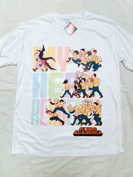 Anime My Hero Academia T-Shirt Super Anime Store
