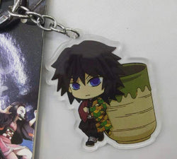 Demon Slayer Kimetsu No Yaiba Keychain  Super Anime Store