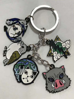 Demon Slayer Keychain Super Anime Store