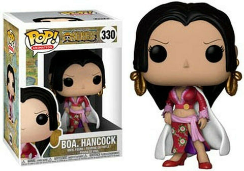 Funko POP 330 Anime: One Piece Boa Hancock Figure Super Anime Store