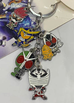 Kamen Rider Build Keychain Super Anime Store