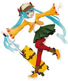 "Taito Original Autumn Clothes 7"" Hatsune Miku Action Figure (Renewal Version) Super Anime Store"
