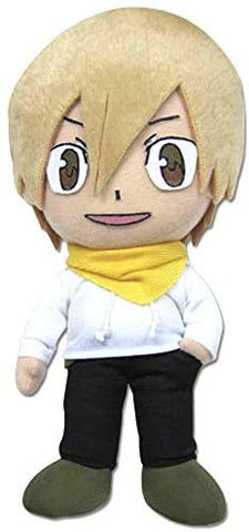 "Great Eastern Durarara!!: Masaomi Plush Doll, 8.5"" Super Anime Store"