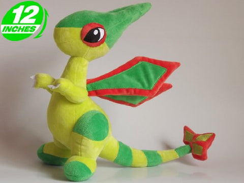 Flygon Plush Doll 12'' - Super Anime Store FREE SHIPPING FAST SHIPPING USA