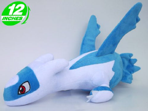Anime Pokemon Latios Plush Doll 12''