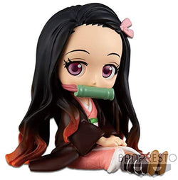 Banpresto Demon Slayer (Kimetsu no Yaiba) Q posket Petit vol.1 Nezuko Kamado Figure Super Anime Store