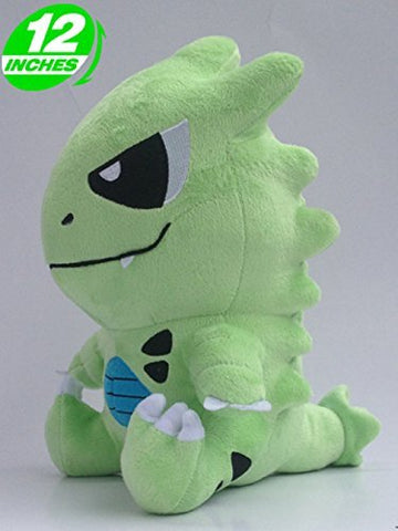 Anime Pokemon Tyranitar Plush Doll 12''