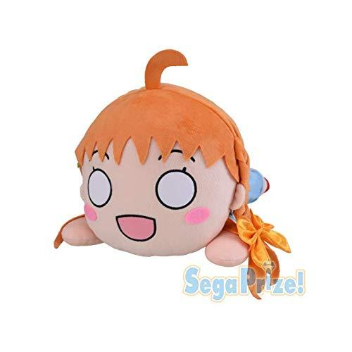 Sega School Idol Project Takami Chika Border Shirt MEJ Plush Doll Super Anime Store