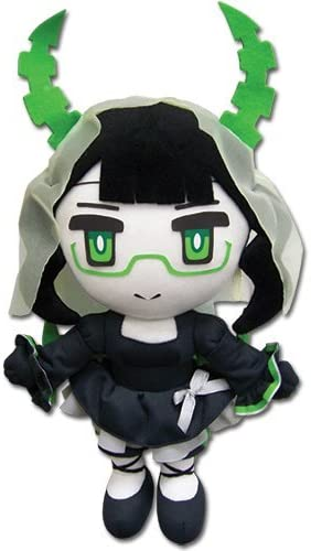 Great Eastern Entertainment Black Rock Shooter - Dead Master 10'' Plush Super Anime Store