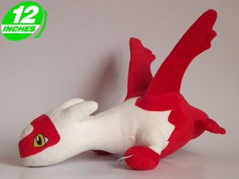 Latias Plush Doll 12'' - Super Anime Store FREE SHIPPING FAST SHIPPING USA