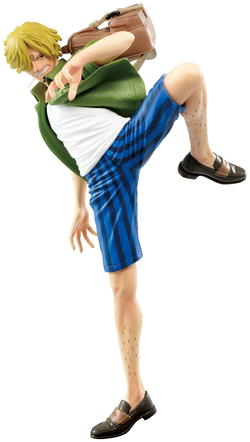"Sanji ""One Piece: Stampede"", Ichiban Figure Super Anime Store"