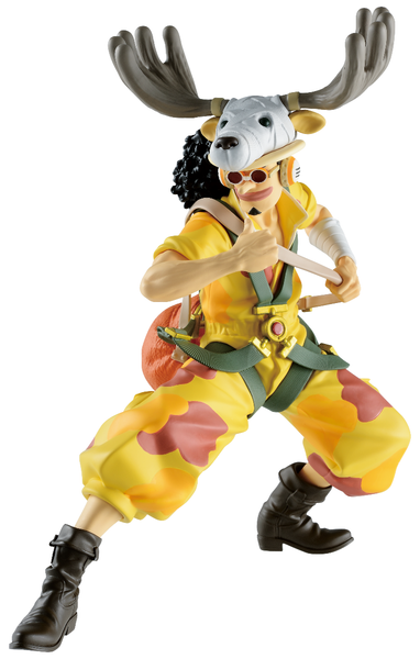 "Usopp ""One Piece: Stampede"", Ichiban Figure Super Anime Store"