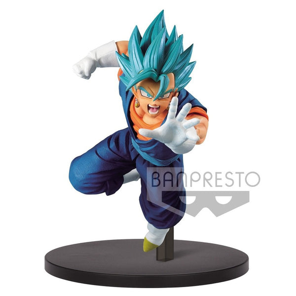Dragon Ball Super Chosenshiretsuden Vol. 5 Super Saiyan God Super Saiyan Vegito Figure - Super Anime Store FREE SHIPPING FAST SHIPPING USA