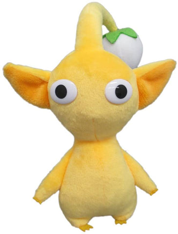 "Little Buddy Pikmin Series Yellow Bud Plush, 6"" - Super Anime Store FREE SHIPPING FAST SHIPPING USA"