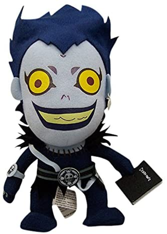 "Great Eastern Death Note 8"" Ryuk Plush Super Anime Store"