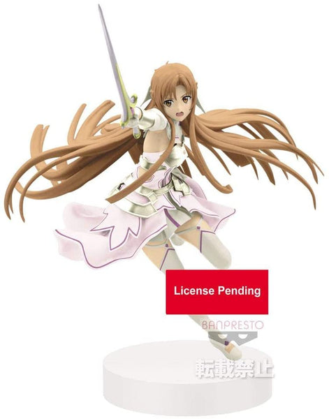 Sword Art Online Alicization War of Underworld Espresto Asuna The Goddess of Creation Stacia Figure Super Anime Store
