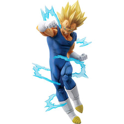 Dragon Ball Z Dokkan Battle Collab Majin Vegeta Figure - Super Anime Store FREE SHIPPING FAST SHIPPING USA