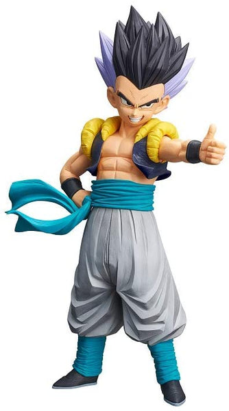 Dragon Ball Z DBZ Grandista - Resolution of Soldiers - Gotenks (Repeat) w/ Alternate Head Figure Figure Super Anime Store