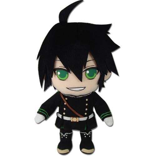 "Great Eastern Seraph of the End: Yuichiro Hyakuya Plush, 8"" Super Anime Store"