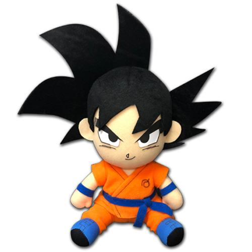 "Great Eastern Dragon Ball Super: Goku Sitting Plush 8"" - Super Anime Store FREE SHIPPING FAST SHIPPING USA"