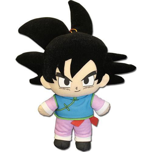"Great Eastern Dragon Ball Super: Goten Plush Doll, 8"" Super Anime Store"