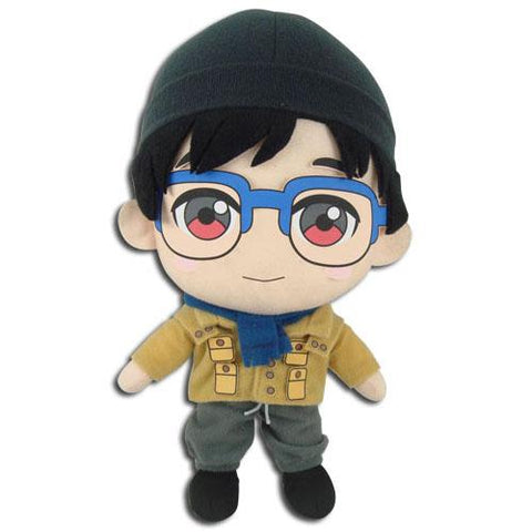 "Great Eastern Yuri On Ice: Yuri Katsuki Casual Clothes Standing Plush, 9.5"" - Super Anime Store FREE SHIPPING FAST SHIPPING USA"