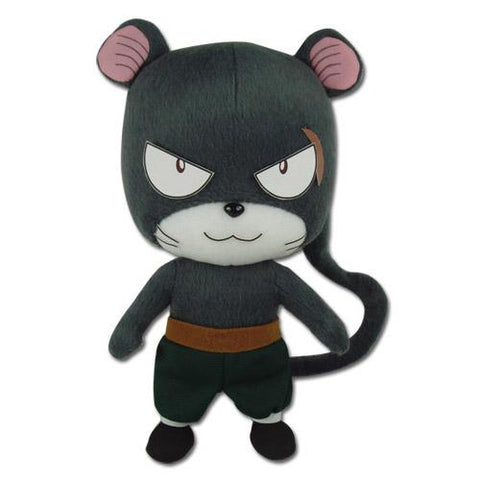 "Great Eastern Fairy Tail: Panther Lily Plush Doll, 7.5"" Super Anime Store"
