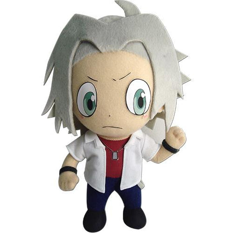 "Great Eastern Katekyo Hitman Reborn!: Hayato Gokudera in School Uniform Plush Doll, 8"" Super Anime Store"