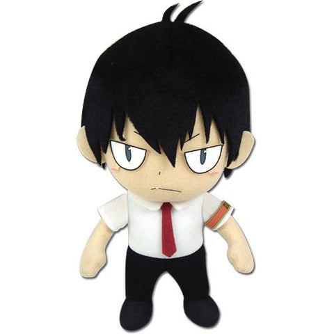 "Great Eastern Katekyo Hitman Reborn!: Kyouya Hibari in School Uniform Plush Doll, 8"" Super Anime Store"
