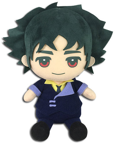 Great Eastern COWBOY BEBOP - SPIKE SITTING PLUSH 7'' Super Anime Store