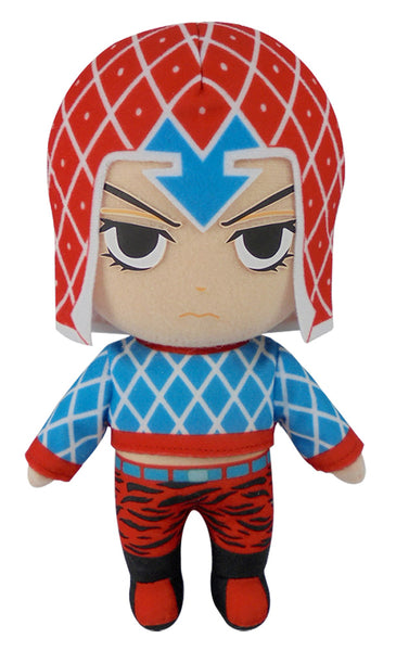 "JoJo's Bizarre Adventure MISTA PLUSH 8"" Super Anime Store"