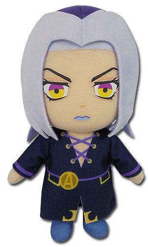 JoJo's Bizarre Adventure ABBACHIO PLUSH 8'' Super Anime Store