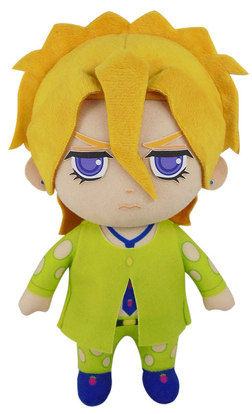 "JoJo's Bizarre Adventure FUGO PLUSH 8"" Super Anime Store"