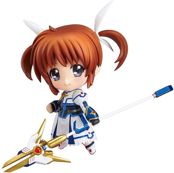 Magical Girl Lyrical Nanoha The MOVIE 2nd A's Nendoroid 263 Nanoha Takamachi : Exelion Mode Edition (ねんどろいど たかまちなのは えくせりおんもーど・えでぃしょん) Figure