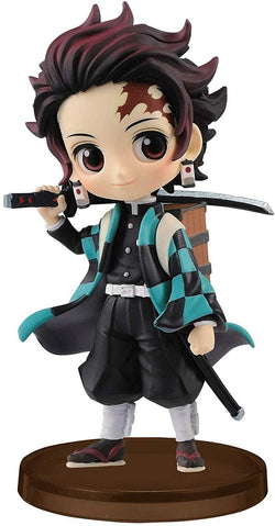 Banpresto Demon Slayer (Kimetsu no Yaiba) Q posket Petit vol.2 Tanjiro Kamado Figure Super Anime Store