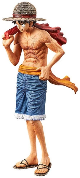 Banpresto One Piece Magazine Figure vol.2 Luffy 8.6inch Super Anime Store