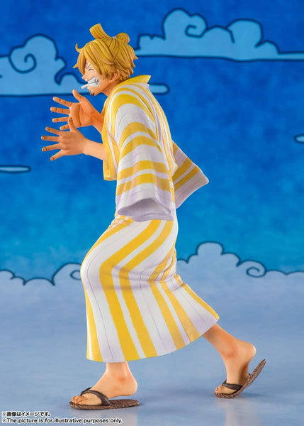 Tamashi Nations - One Piece - Sanji (Sangoro), Bandai Spirits FiguartsZero Figure Super Anime Store