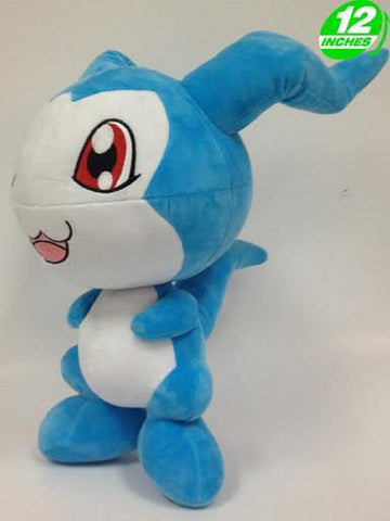 Digimon Chibimon Plush Doll  12'' - Super Anime Store FREE SHIPPING FAST SHIPPING USA