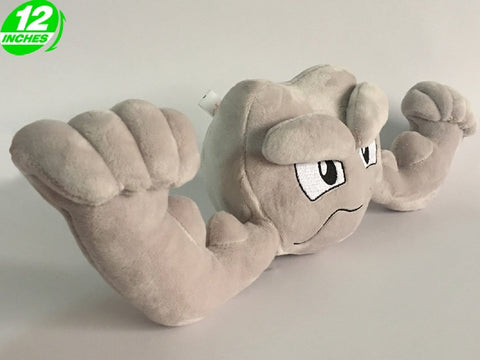 Anime Pokemon Geodude Plush Doll  12''
