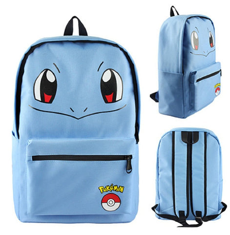 Squirtle Backpack Bag - Super Anime Store FREE SHIPPING FAST SHIPPING USA