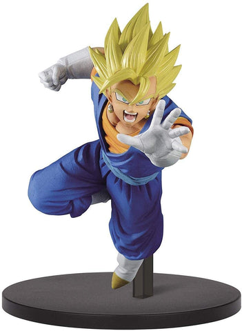 Dragon Ball Super Chosenshiretsuden Vol. 2 Super Saiyan Vegito Figure - Super Anime Store FREE SHIPPING FAST SHIPPING USA